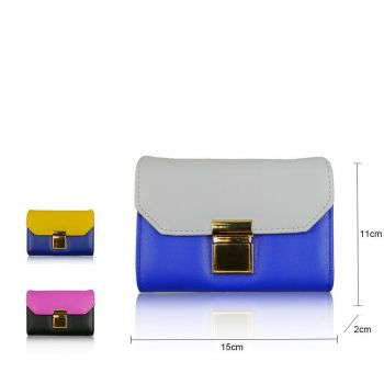 Contrast Ladies Small Purse