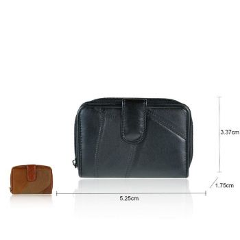 Madelin Real Leather Purse