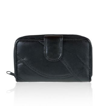Natalie Real Leather Purse