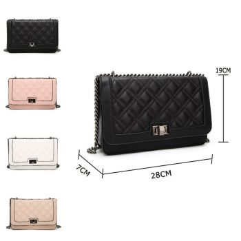 Kimana Quilted Cross Body Bag