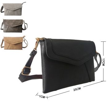 Ellie Envelope Style Crossbody Bag