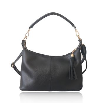 Conswella Shoulder Bag - Black