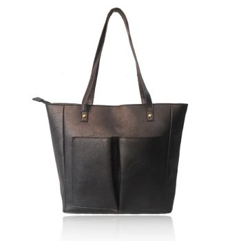 Becki Shoulder Bag - Black