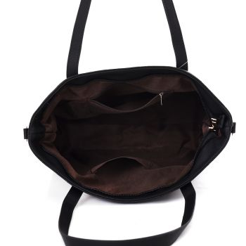 Arya Tote Bag - Black