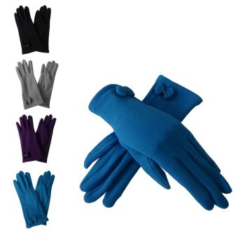 Tamsin bow glove